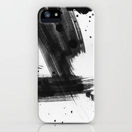 Feelings #5 iPhone Case