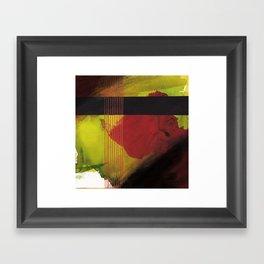 greenblack Framed Art Print