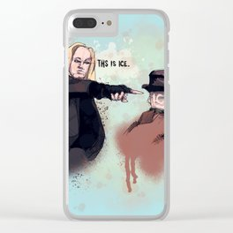 This Is Ice Clear iPhone Case