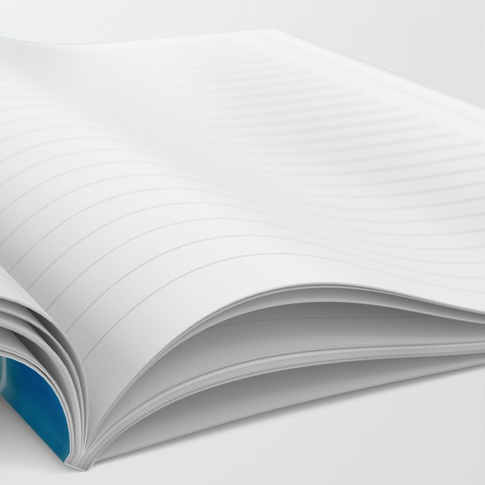 Ceramics Ocean Notebook