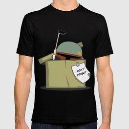 Boba Fett BOX T-shirt