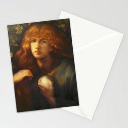 Dante Gabriel Rossetti - Mary Magdalene Stationery Cards