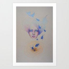 bugs Art Print