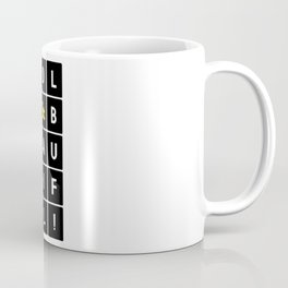 bold and beautiful 3by5 single Coffee Mug