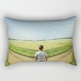 way of life Rectangular Pillow