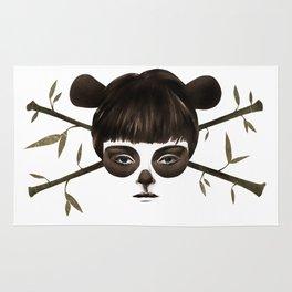 Pirate Panda Rug