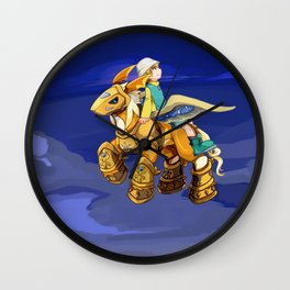 Digimon adventure Wall Clock