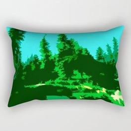 pines Rectangular Pillow
