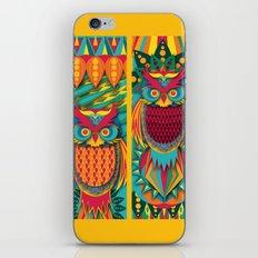 Owl's iPhone Skin