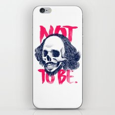 There's no more question. iPhone Skin