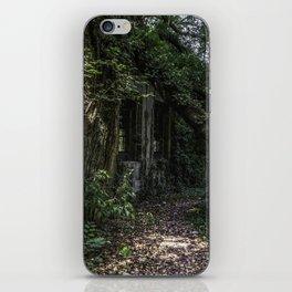 Ex Zuccherificio Eridania iPhone Skin