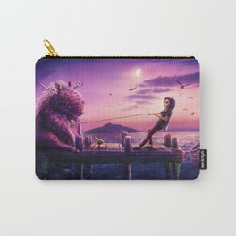 Imaginary Friends Carry-All Pouch