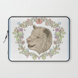I love you beary much. Laptop Sleeve