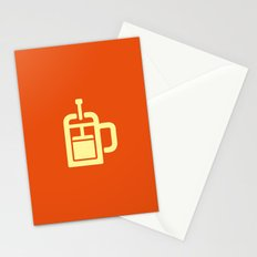 Coffee: The French Press Stationery Cards