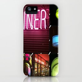 Diner iPhone Case