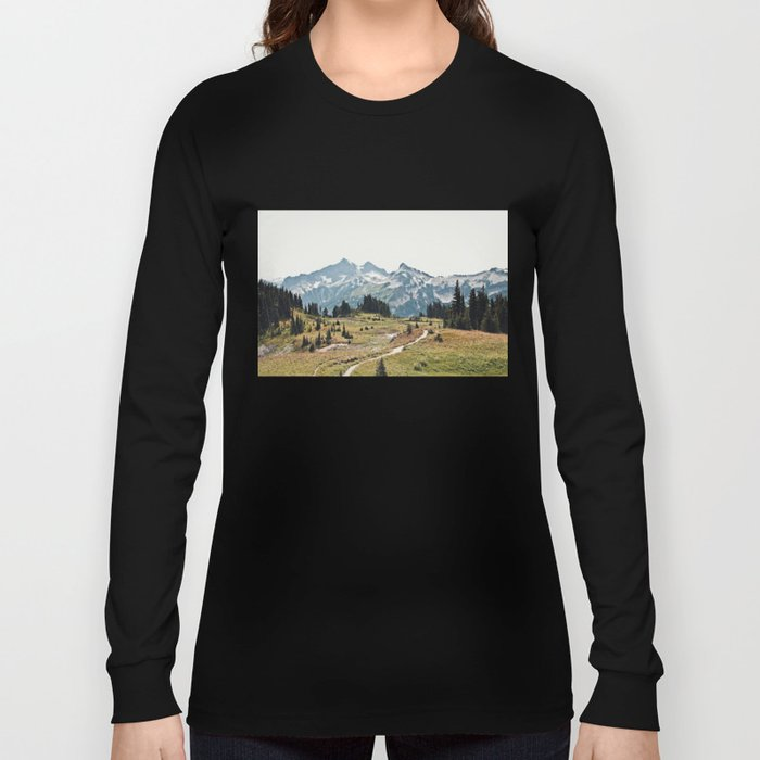 Mountain Trail Long Sleeve T-shirt