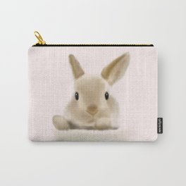a cup of rabbit Carry-All Pouch