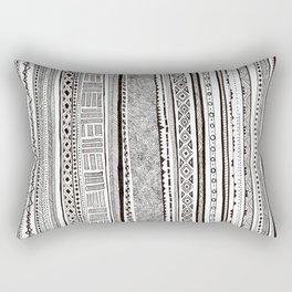 Analogue Rectangular Pillow