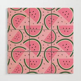 Watermelons Galore! Wood Wall Art