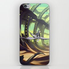 The Derelict iPhone & iPod Skin