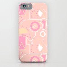 Graze Maze Peach iPhone 6s Slim Case