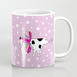 Moo Cow in Tutu Coffee Mug