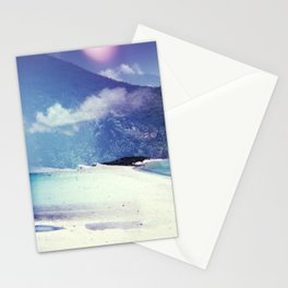 St John, USVI Multiple Exposure II Stationery Cards