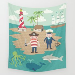 A sailors life for me Wall Tapestry