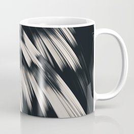 Zebra Strain. Abstract Zebra Stripes Coffee Mug