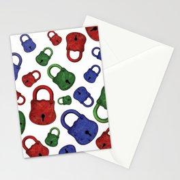 Padlockus Stationery Cards