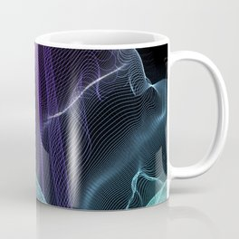 Serenity Aurora String Theory #8 Coffee Mug