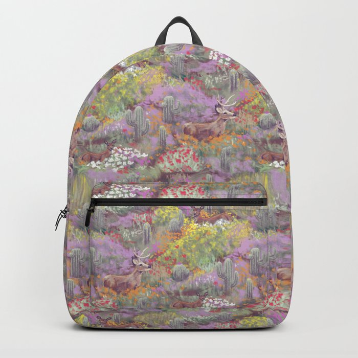 Life in Death Valley Backpack
