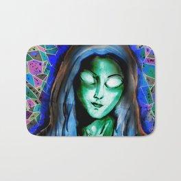 Alien Mary Bath Mat