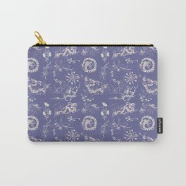 The Dragon and the Pearl, River Blue Carry-All Pouch