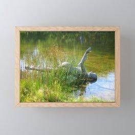 Maiden Framed Mini Art Print