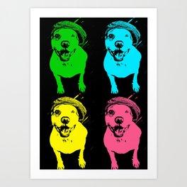 BoPop Art Print