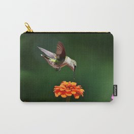 Hummingbird Bullseye Carry-All Pouch