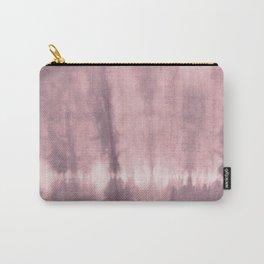 Tye Dye Blush Carry-All Pouch