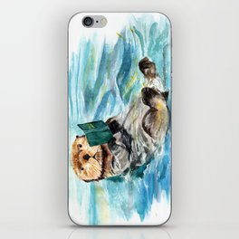 Otter iPhone Skin
