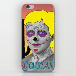 Soy Chicana iPhone Skin