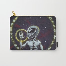 Otherworldly Chakras Carry-All Pouch