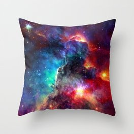 κ Saiph Throw Pillow