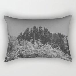 The Black Forest Rectangular Pillow