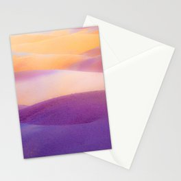 Seven Colored Earth Stationery Cards