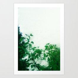 Spring Fresh Rain Art Print