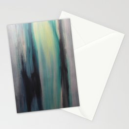 Blue in Green Stationery Cards