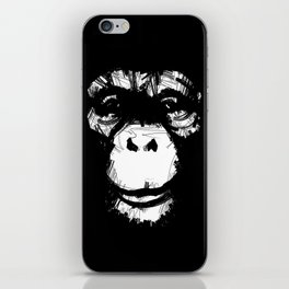 Everything's More Fun With Monkeys! iPhone Skin