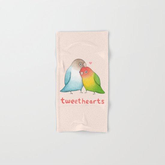 Tweethearts Hand & Bath Towel