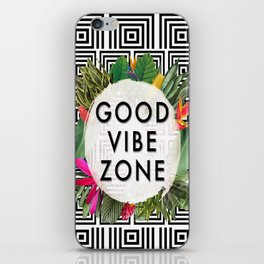 (((( Good Vibes )))) iPhone Skin