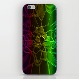Overpowered iPhone Skin